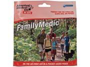 Adventure Medical 0185-0104 Family Medic First Aid Kit