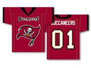 Fremont Die BP-93934B Tampa Bay Buccaneers 2 Sided Jersey Banner Flag