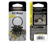 KeyRing SteelBlack SBiners - KRGS-01-R3