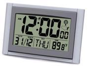 Sonnet Industries T-4685 Atomic Clock with 2 in. Numbers and Temperature