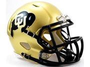 Colorado Buffaloes Riddell Speed Mini Football Helmet
