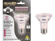 Miracle LED 603005 5-Watt LED Fat Beam Security Bulb  Wide Angle Flood Light