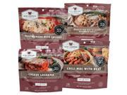 Wise Foods 05-710 Sampler Kit - 03-704,03-702,03-705,03-701