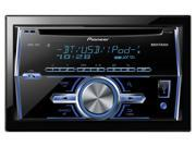 Pioneer FH-X700BT Double Din CD MP3 Receiver Bluetooth USB