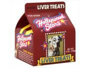 Hollywood Liver Treats, For Dogs, 4 Oz, Pack Of 8