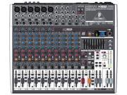 Behringer XENYXX1832USB Premium 18-Input 3 - 2-Bus Mixer With Xenyx Mic Preamps & Compressors