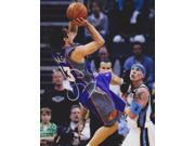 Real Deal Memorabilia SteveNash8x10-6 Steve Nash Autographed Phoenix Suns 8x10 Photo