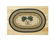 Capitol Importing 65-116S Shamrock - 20 in. x 30 in. Oval Patch