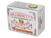 J.R. Liggett's Shampoo Bar - Coconut and Argan - 3.5 oz