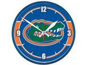 Wincraft WN-2915712 Florida Gators Wall Clock