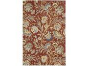 Nourison 15633 Gatsby Area Rug Collection Multicolor 2 ft 3 in. X 8 ft Runner