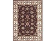Nourison 18425 Modesto Area Rug Collection Brn 5 ft 3 in. X7 ft 3 in. Rectangle