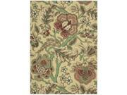 Nourison 17667 Waverly Global Awakening Area Rug Collection Antique 8 ft x 10 ft Rectangle