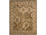 Nourison 55399 Jaipur Area Rug Collection Multi Color 8 ft 3 in. x 11 ft 6 in. Rectangle
