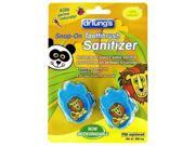 Dr. Tung's Kid's Toothbrush Sanitizer - 2 Packs