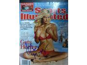 Powers Collectibles 19841 Signed Murphy Carolyn Sports Illustrated Swimsuit Magazine Winter 2005