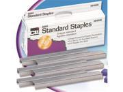 Charles Leonard 82528 Plastic Stapler Full Strip Standard Asst