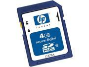 Secure Digital High-Capacity Cards - 4 Gb