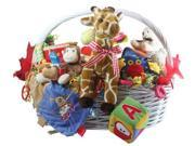 Baby Gift Idea.com BGIVAL Play Baby Play Toy Gift Basket