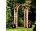 Rustic Natural Cedar Furniture 0600635 Glendale Arbor