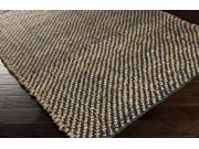 Surya Rug REED832-811 Rectangle Almond Buff Area Rug 8 x 11 ft.