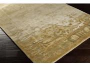 Surya Rug VTG5236-23 Rectangle Antique White Hand Tufted Accent Rug 2 x 3 ft.