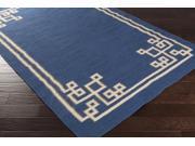 Surya Rug AMD1011-811 Blue Flatweave Area Rug 8 x 11 ft.