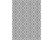 Metro 1029 Gray 2.5 ft. x 7.25 ft. Contemporary Area Rug