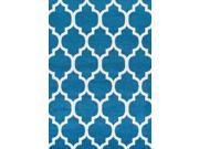 Dalyn FN960TE8X10 8 ft. 2 in. x 10 ft. Finesse Teal Area Rug