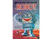 Revolving and Walking Robot 12x18 Giclee On Canvas