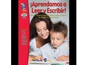 On The Mark Press OTM2536 Aprendamos A Leer Y Escribir Primer A Tereer Grado