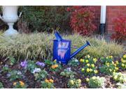 Austram-Griffith Creek Designs 800263 1.5 Gallon Metal Watering Can Yellow