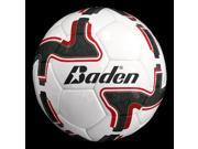 Baden SX350-13-F Excel Official Size 5 Handsewn PU Soccer Ball
