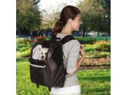 Easy Side Collection ZA5257 17 On The Go Rolling Backpack Black