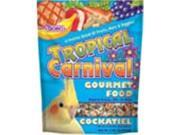 Brown S F. M. Sons Cockatiel Tropcl Carnival Food 5 Pounds - 44653
