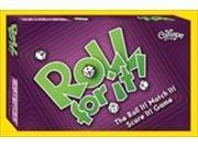 Calliope Games 125 Roll For It - Purple Edition, Pearl