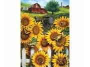 Outset Media Games OM51733 Country Paradise 1000 piece Puzzle