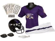 Franklin IF-FRA-15700F17-Y1 Baltimore Ravens Deluxe Youth Uniform Set - Small