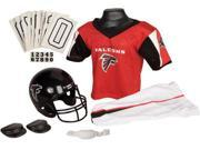 Franklin IF-FRA-15701F01-Y2 Atlanta Falcons Deluxe Youth Uniform Set - Medium