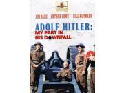 MGM 883904240143 Adolf Hitler: My Part in His Downfall (1974) - DVD