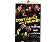 Warner Bros 883316812846 Dont Gamble with Strangers - DVD