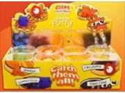 Giant Microbes S-PK-0330 Primordial Putty Variety Pack