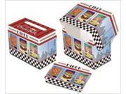 Ultra Pro 84324 Deck Box Novelty Food Diner Sideload
