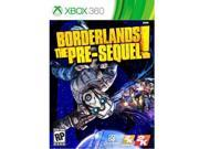 Take-Two 49405Borderlands The Presequel X360
