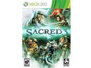 Square Enix 1004213Sacred 3 X360