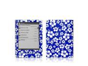 DecalGirl SR35-ALOHA-BLU Sony Reader Pocket Edition Skin - Aloha Blue