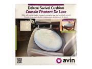 Avenue Innovations Fleece Vehicle Swivel Cushion Seat