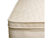 """Naturepedic Full/Double 3"""" Comfort Topper, Quilted - PF97"""