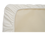 Naturepedic Organic Cotton Flannel Fitted Crib & Toddler Accessories Infant/Baby Sheet  - 3 pack
