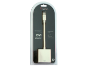 Offex Mini Displayport (For Apple) To DVI Female Adapter - 6 Inches - Adapts Mini Displayport For Apple To DVI Cable